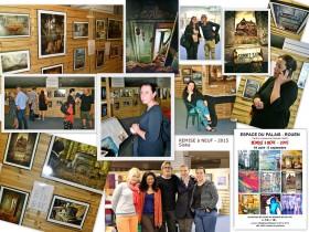 Description: Remise à Neuf - 2015 - Espace du Palais à Rouen Auteur: