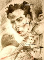 Description: Melodie Auteur: Eugeniya ZHARAYA
