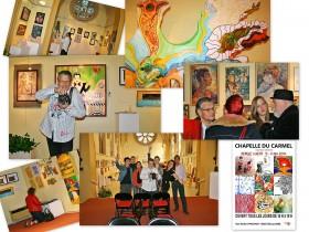 Description: Remise à Neuf - 2014 - Chapelle du Carmel à Bois Guillaume Auteur: